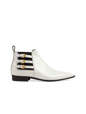 Quebec Ankle Booties