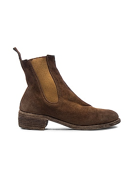 Stag Chelsea Boots