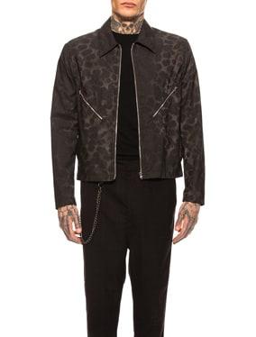 Unlined 3M Classic Zip Jacket