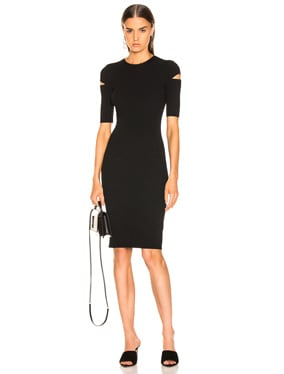 Slash Dress