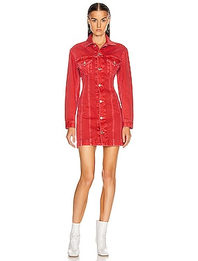 Femme Trucker Dress