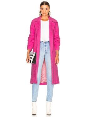 Nappy Wool Coat