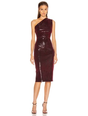 Mila Sequin Dress
