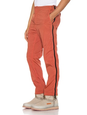 Side Zip Pants