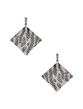 New Nile Sheet Earrings