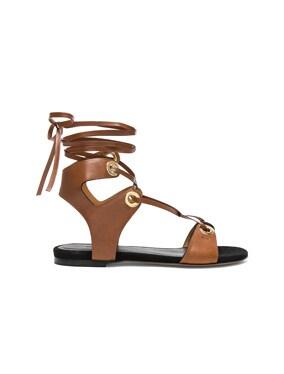Leather Jaysta Sandals