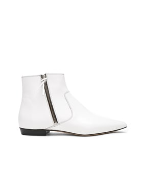Leather Dawie Boots