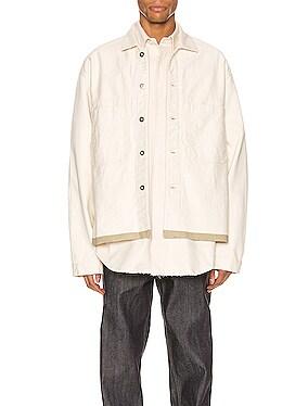 Selvedge Workwear Jacket