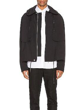 Twill Zip Jacket