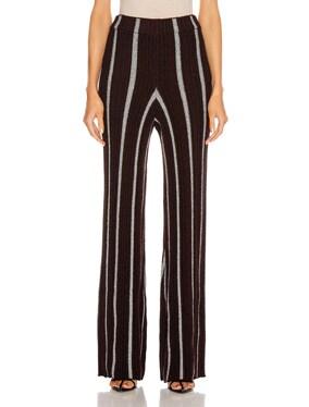 Long Wide Leg Pant