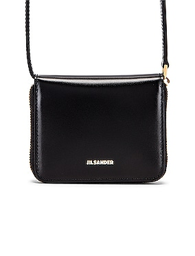 Hook Zip Wallet Crossbody Bag