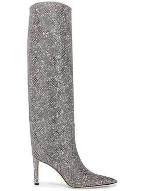 Mavis 85 Glitter Boots
