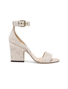 Edina 85 Linen Sandal