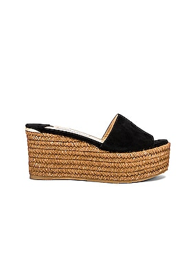 Deedee 80 Suede Wedge