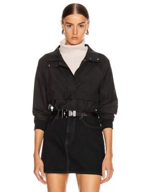 Cotton Sail Zip Pullover