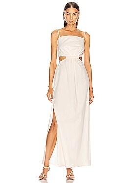 White Sand Maxi Dress