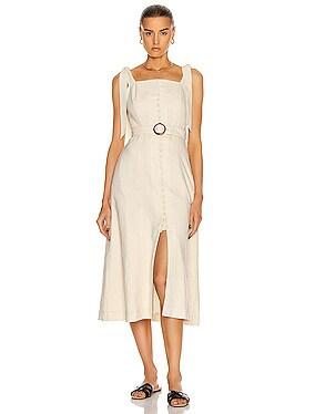 Dawn Apron Dress