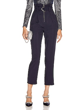 Luxe Pleated Waist Pant