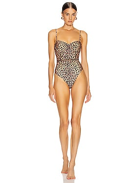 Bustier Swimsuit