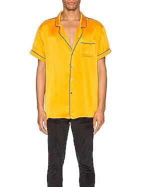 Silk Pajama Shirt
