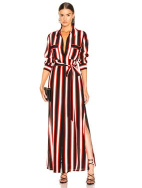Cameron Long Shirt Dress