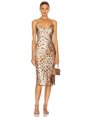 Jodie V Neck Slip Dress