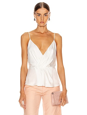 Chiara Twist Tank Top