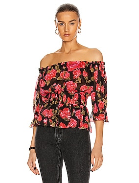 Aubriella Off Shoulder Top