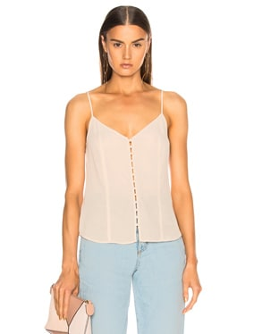 Emiliana Button Up Tank