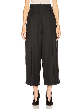 High Waisted Tailored Pant