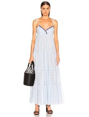 Nefasi Empire Dress