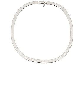 XL Herringbone Necklace