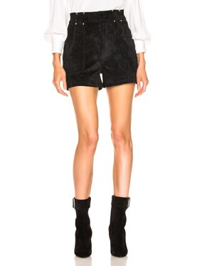 Forever Young High Waist Short