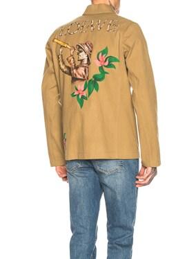 Workwear Safari Jacket