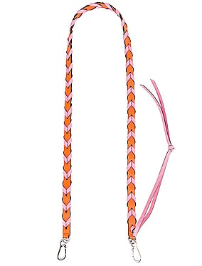 Braided Thin Strap