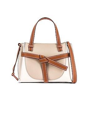 Gate Top Handle Mini Bag