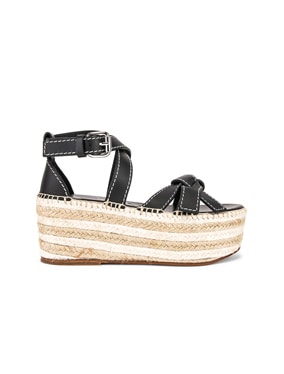 Gate Wedge Sandal