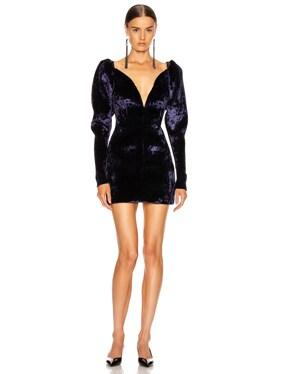 Sonya Velvet Dress