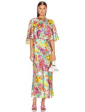 Camisole Bias Slip Dress