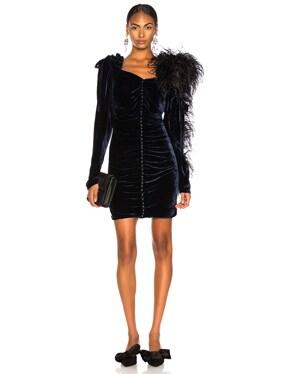 Velvet Tefe Dress