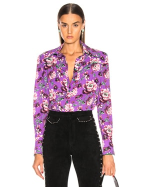 Dalian Violet Shirt