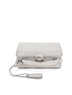 Grace Glitter Mini Box Bag