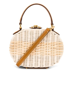 Gianna Oval Box Bag