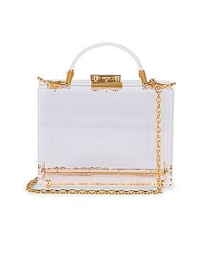 Grace Plexi Box Bag