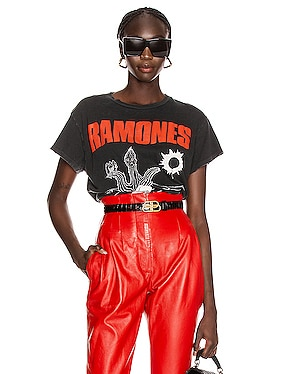 Ramones Loco Live Crew Tee