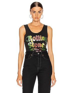 The Rolling Stones World Tour '78 Lace Tank