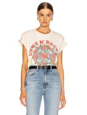 Guns N Roses Use Your Illusion Crew Tee