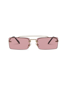 Skinny Square Sunglasses