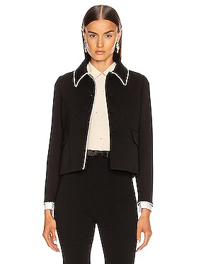 Long Sleeve Jewel Jacket