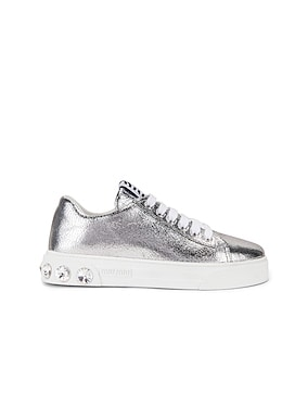 Jeweled Sneakers